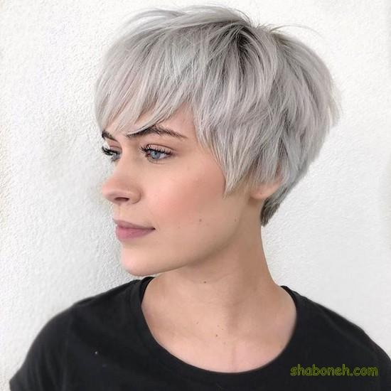 مدل مو کوتاه زنانه 2020