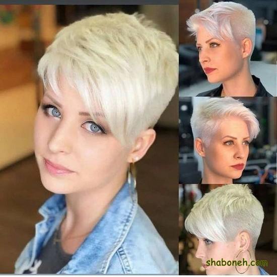 مدل مو کوتاه دخترانه ۲۰۲۰
