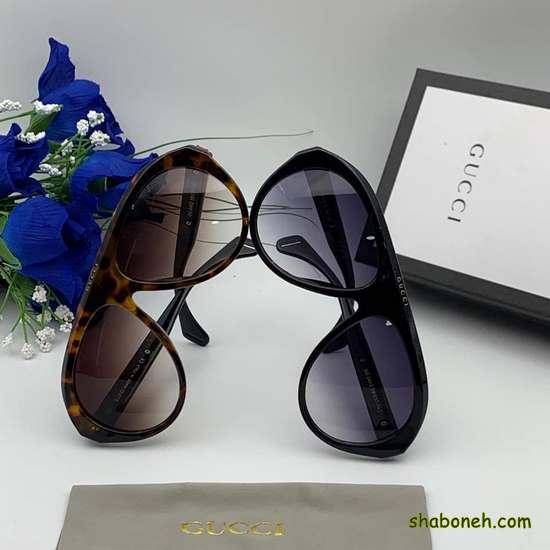 عینک آفتابی زنانه گرد