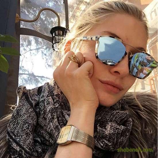 عینک آفتابی زنانه 2020