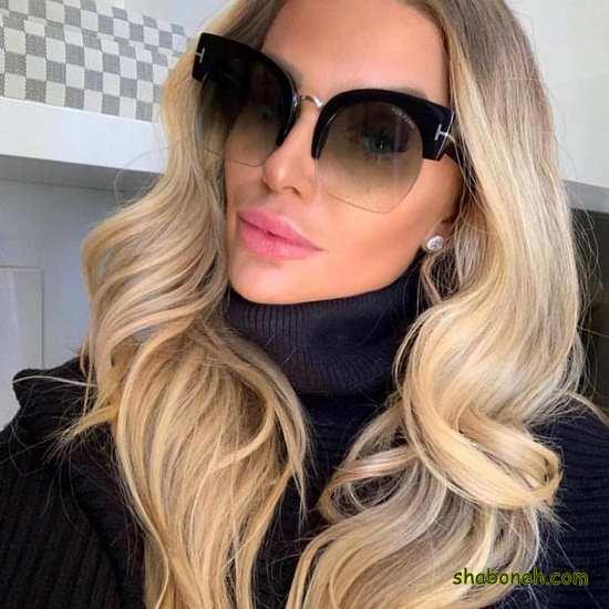 مدلهای زیبای عینک آفتابی دخترانه