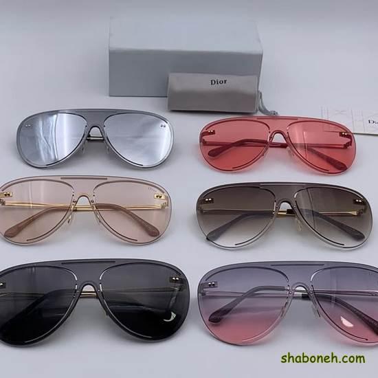 عینک آفتابی زیبای زنانه