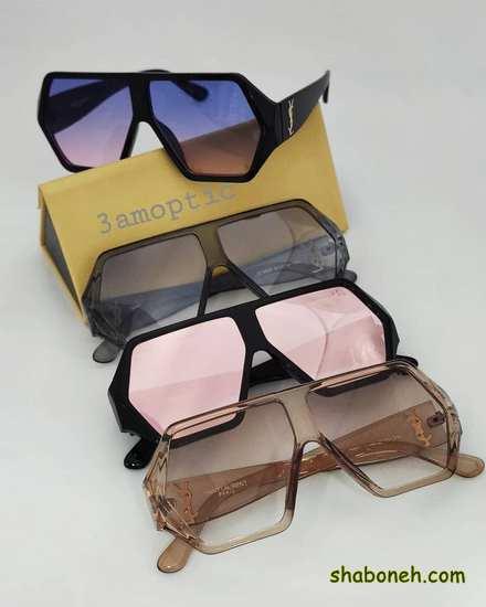 زیباترین مدلهای عینک آفتابی زنانه