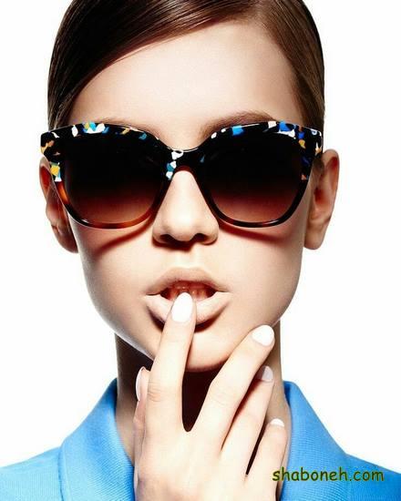 مدلهای عینک آفتابی زنانه