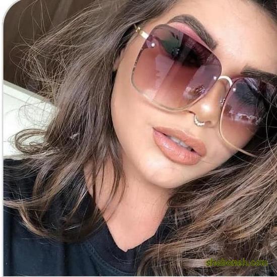 مدل عینک آفتابی دخترانه جدید