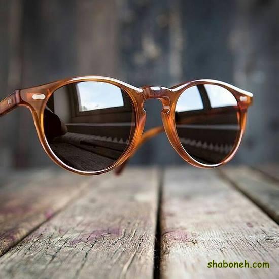مدلهای عینک آفتابی زنانه جدید با فرم قهوه ای