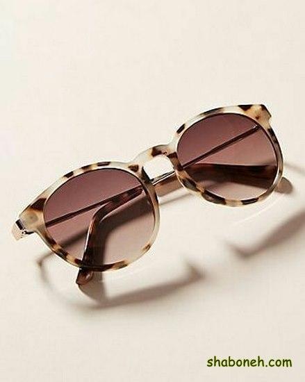 مدلهای جدید عینک دودی پلنگی زنانه