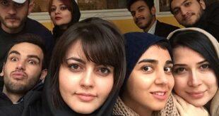 بیوگرافی فسانه کمالی بازیگر نقش (خواهر فرشید) در سریال سرباز