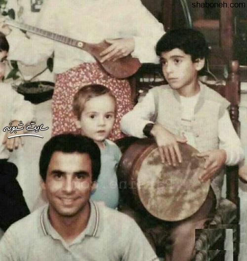 عکس جوای علیرضا افتخاری خواننده