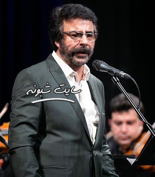 بیوگرافی علیرضا افتخاری خواننده