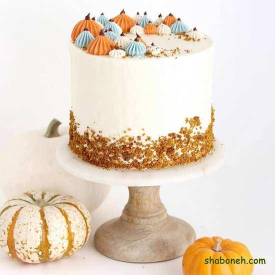 مدل جدید کیک تولد کلاسیک