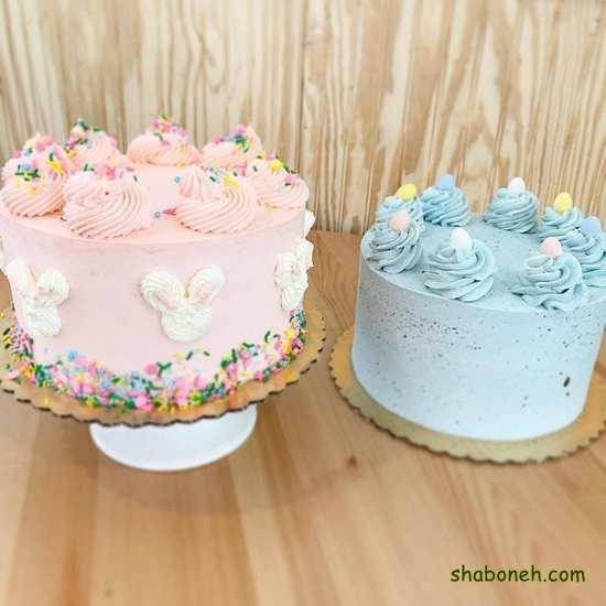 مدل جدید کیک تولد دختر بچه