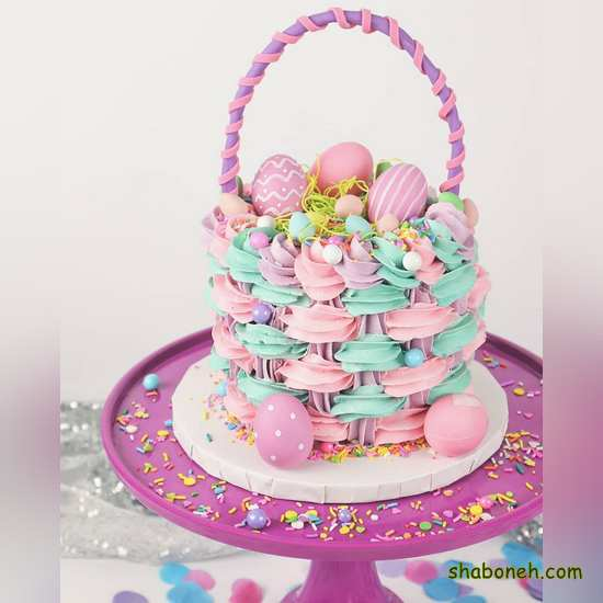 عکس انواع کیک تولد زیبا