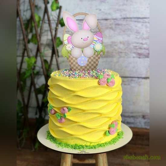 مدل جدید کیک تولد همسر