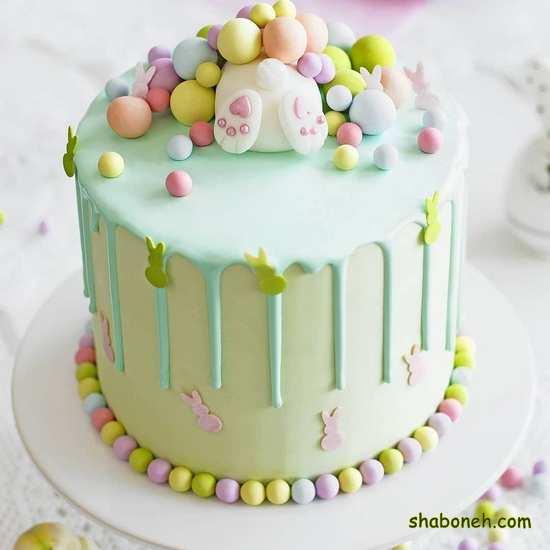 انواع کیکهای تولد زیبا