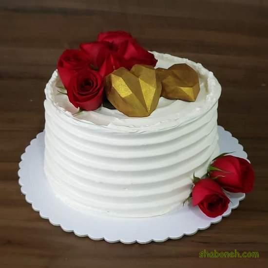 انواع کیک تولد زیبای دخترانه
