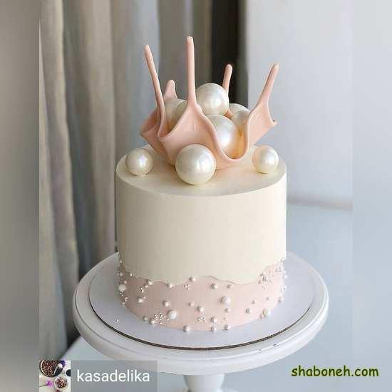 انواع کیک تولد زیبا دخترانه