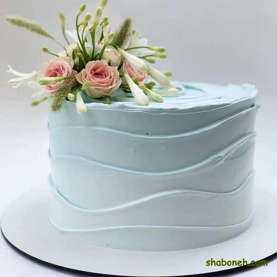 عکس کیک تولد همسر