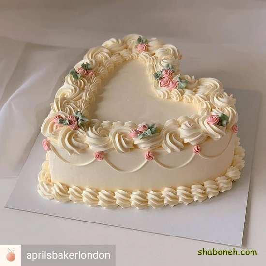 عکس کیک تولد زیبای دخترانه