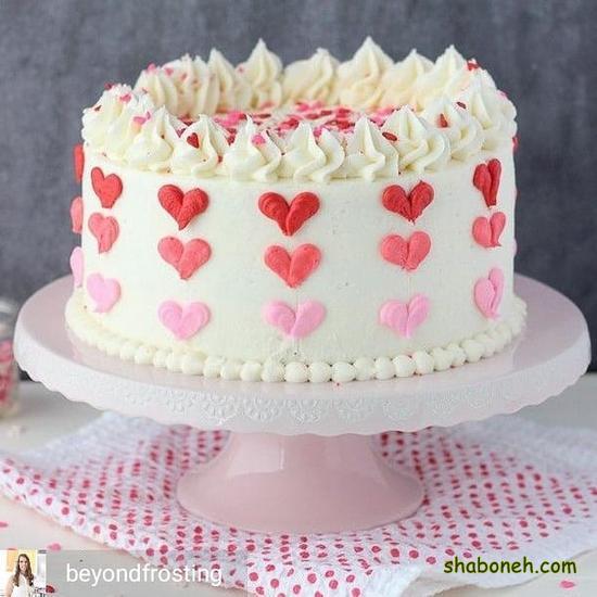 مدل جدید کیک تولد دخترانه