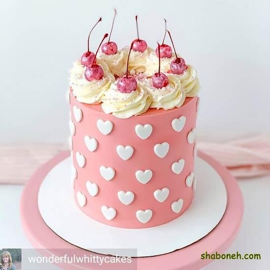 عکس کیک تولد زیبا و شیک