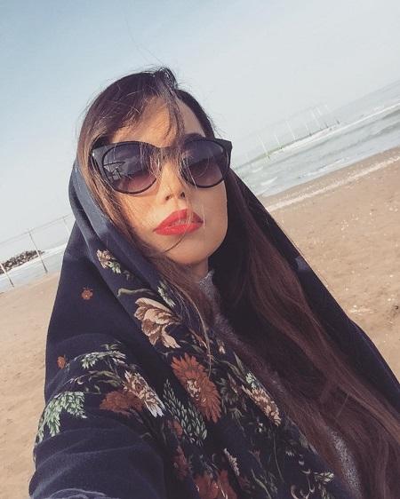 بیوگرافی زهرا دباغیان بازیگر نقش عطیه ر سریال بچه مهندس 3 + اینستاگرام