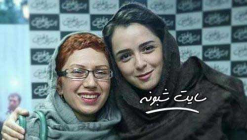 فریده فرامرزی همسر رضا عطاران