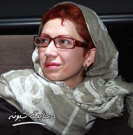 فریده فرامرزی بازیگر سریال بزنگاه