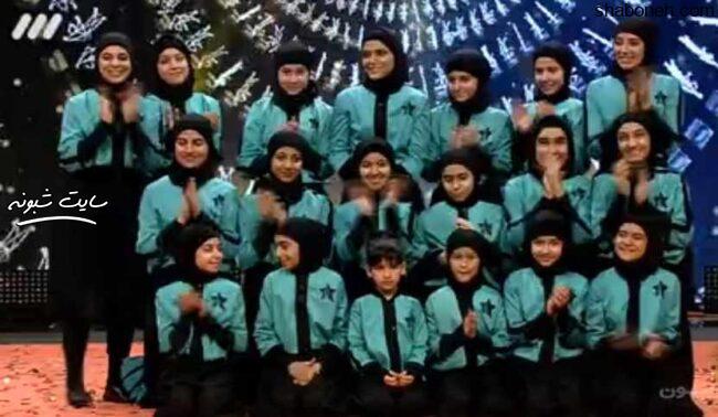 زنگ طلایی سوم و فیلم اجرای گروه ستاره هشتم (مشهد) در عصر جدید+اینستاگرام