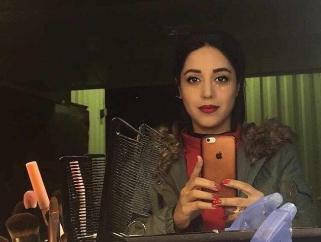 بیوگرافی هنگامه حمیدزاده بازیگر و همسرش +اینستاگرام و خانواده