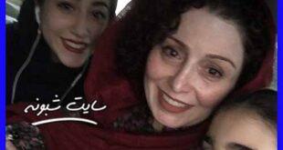 بیوگرافی ایرج سنجری همسر ژاله صامتی + دخترانش نیاز و یاس