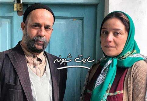 احمد مهرانفر و شبنم مقدمی در فیلم خجالت نکش