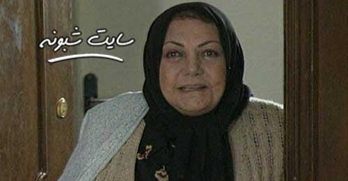 حمیده خیرآبادی در سریال خودرو تهران 11