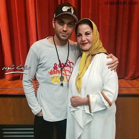 بیوگرافی امید ماهر (بازیگر نقش سینا در سریال بچه مهندس) +عکس