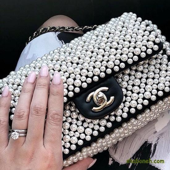 انواع کیف مجلسی چرم دست دوز