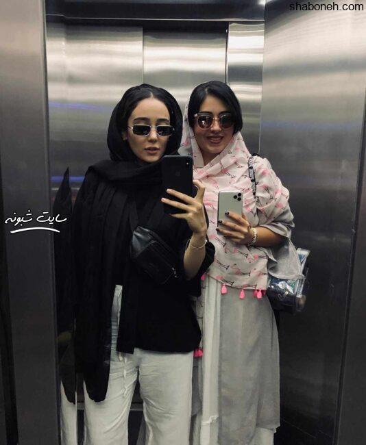 بیوگرافی ساقی حاجی پور بازیگر نقش هدیه در سریال هم گناه, عکس های ساقي حاجي پور