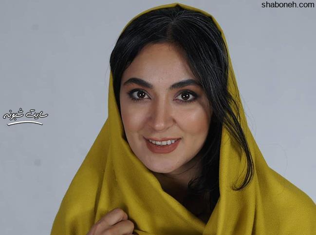 فریبا طالبی دختر صابر در سریال ستایش 2