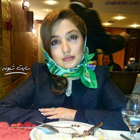 نازلی رجب پور دختر صابر در سریال ستایش 2
