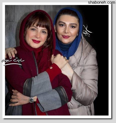 عکس بی حجابی سیما تیرانداز بازیگر