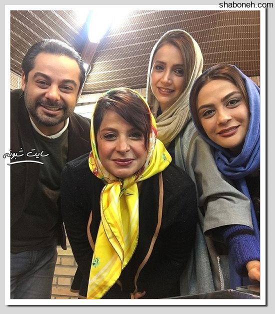 بیوگرافی سیما تیرانداز و علت طلاق از همسرش +همسر دومش مجید جوزانی