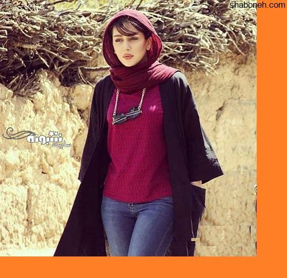 بیوگرافی بازیگر نقش مه لقا (مهلقا) در سریال از سرنوشت +تصاویر