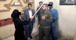 قتل شوهر توسط زن و دوست پسرش +تصاویر زنی که همسرش را کشت