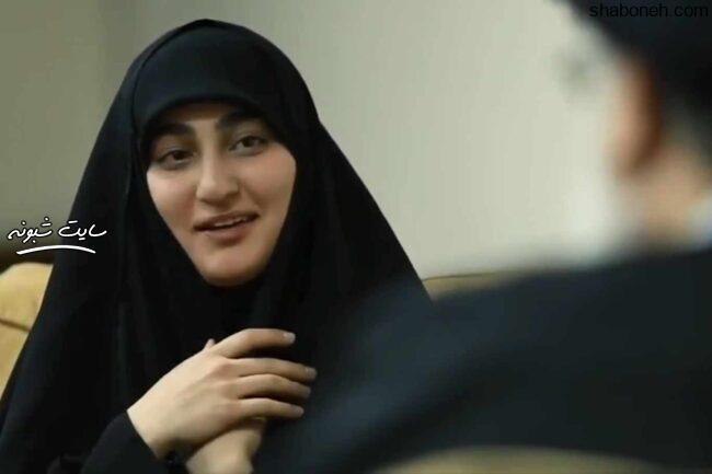 عروسی دختر سردار سلیمانی زینب سلیمانی قاسم ازدواج و عقد +عکسس و جزئیات