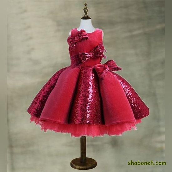 لباس دختر بچه 99 - 2020