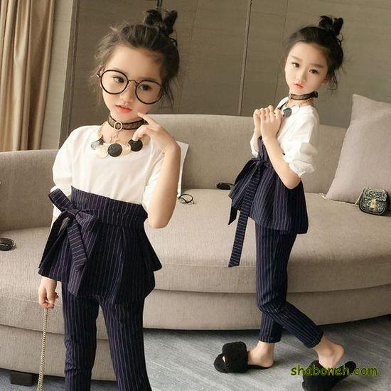 لباس دختر بچه گانه جدید