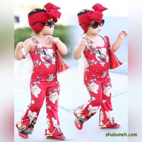 مدل لباس مجلسی بچگانه جدید