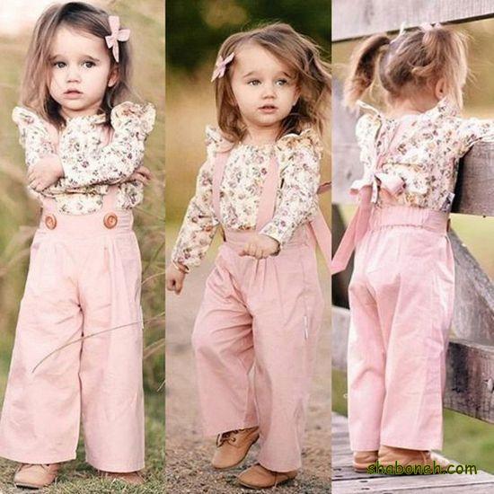 مدلهای لباس بچه گانه دختر