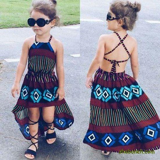 لباس بچه گانه دختر 2021