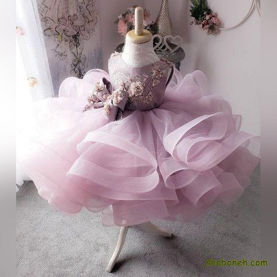 لباس دختر بچه گانه