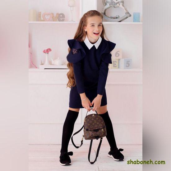 لباس دختر بچه گانه شیک